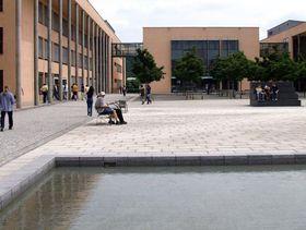 Impression der Fachhochschule Deggendorf