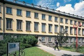 Hauptgebäude der Handelshochschule Leipzig Leipzig Graduate School of Management HHL