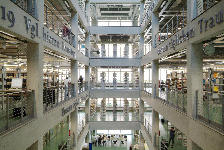 Tu Universitätsbibliothek