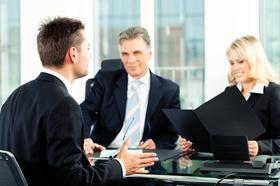 Business, Gespräch, Vorstellungsgespräch, Bewerbungsgespräch, Meeting, Treffen