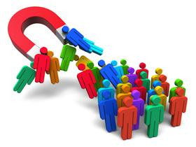 Personal, Marketing, Personalmarketing, Personalgewinnung, Recruiting, Magnet