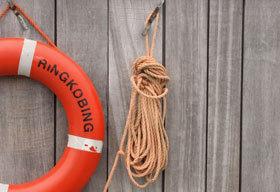 Rettungsring Versicherung