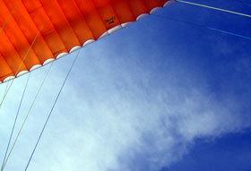 Fallschirm Versicherung