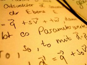 Gleichungen Mathematiker