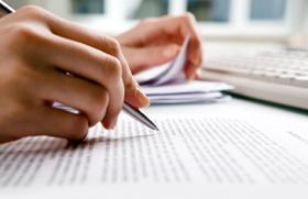 Masterarbeit schreiben lassen - Hilfe beim Schreiben der