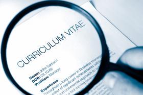 Lupe Lebenslauf, CV, Curriculum Vitae