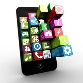 Apps, Applikationen, Smartphone, squeaker.net-App