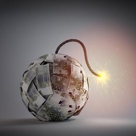 Finanzkrise, Weltwirtschaftskrise, Zeitbombe