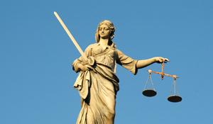 Jura, Justitia