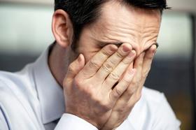 Stress, Misserfolg, Fehler, Scheitern, Trauer, Müde, Kündigung, Ende