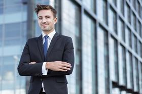 Business, Men, Anzug, Consulting, Büro, Mann, Lachen, Smart, Absolvent