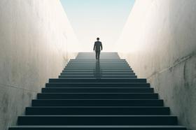 Businessman, Karriere, Stufen