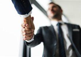 Handshake, Business, Vertrieb