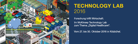 McKinsey Technology Lab 2016