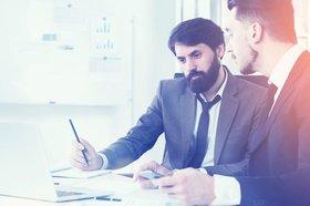 Trainee im Inhouse Consulting der Deutschen Bank