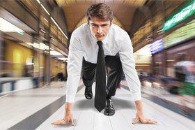 Business Man Karriere Durchstarten Unternehmensberatung Consulting