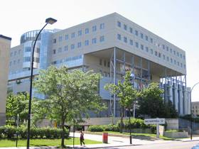 Campus der HEC in Montreal