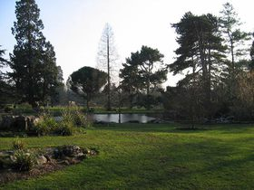 Botanischer Garten der Cambridge University