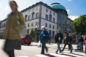 The Stockholm School of Economics