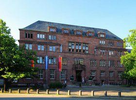 Kolleggebäude der Albert-Ludwigs-Universität Freiburg