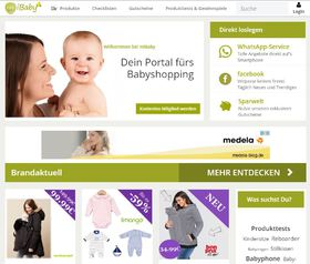 mibaby Website