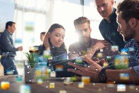Businessperson, Teamwork, Network