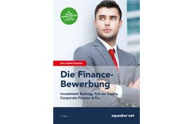 Finance-Bewerbung