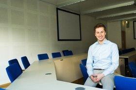 Niklas Krusche, WHU-Student