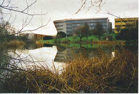 Campus der Universität Surrey