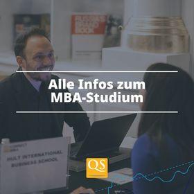 QS MBA - Messe Düsseldorf