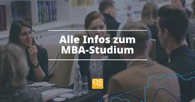 QS MBA - Messe Wien